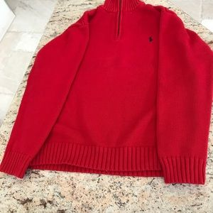 Polo Ralph Lauren sweater.